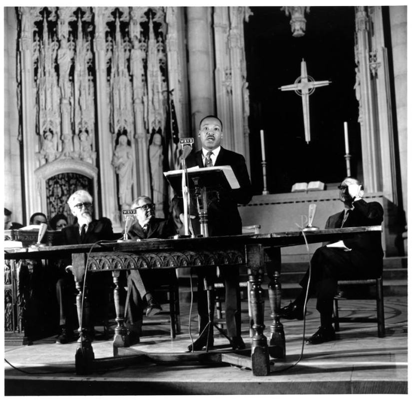 Martin-Luther-King-delivers-Beyond-Vietnam-speech-on-April-4-1967-at-Riverside-Church-in-New-York-City