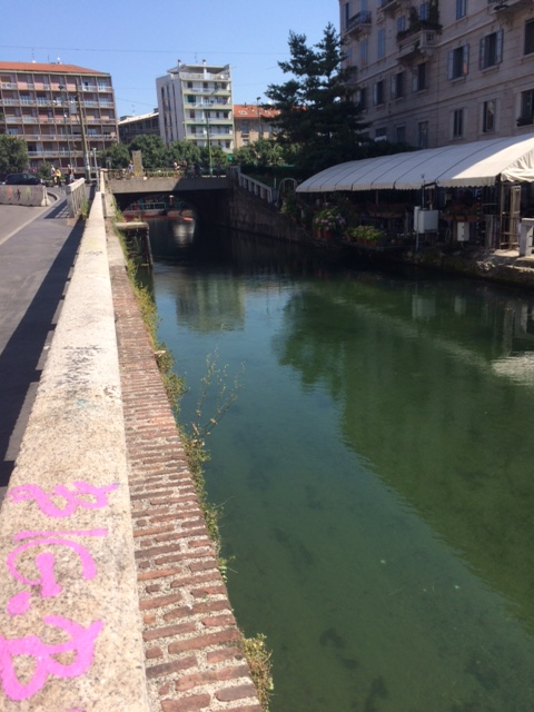 Naviglio Canal