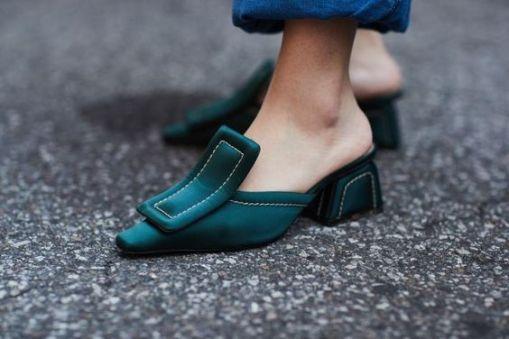 turquiose shoes milan