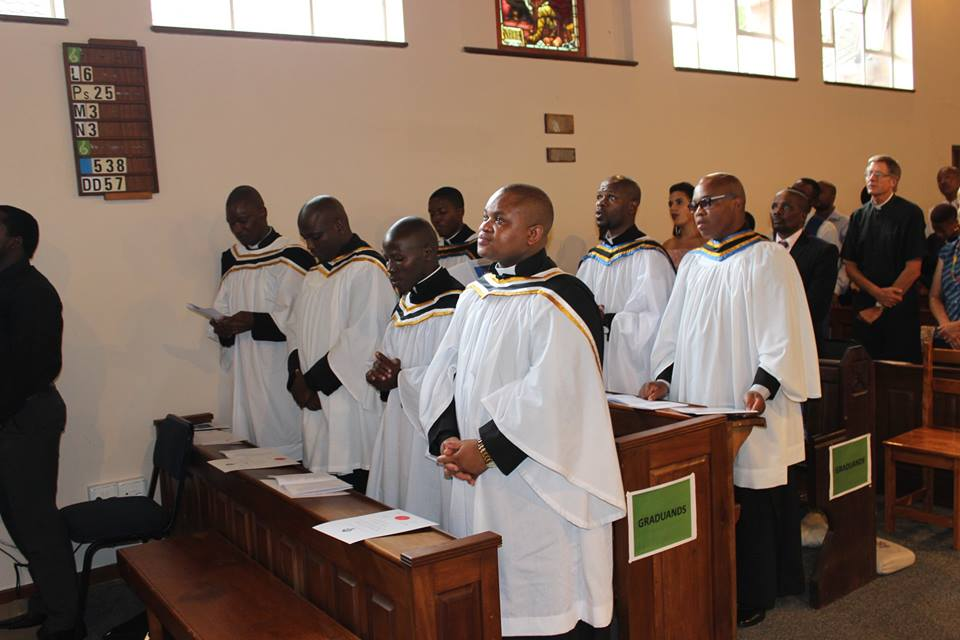 Graduates of the College of Transfiguration